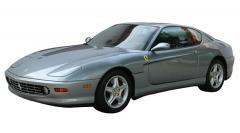 2001 Ferrari 456M Photo 1