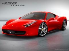 2010 Ferrari 458 Italia Photo 1