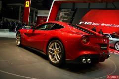 2015 Ferrari F12 Berlinetta Photo 6