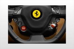 2015 Ferrari F12 Berlinetta interior