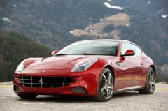 2012 Ferrari FF Photo 1