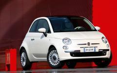 2012 Fiat 500 Photo 1
