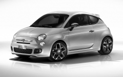 2014 Fiat 500 Photo 1