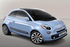 2015 Fiat 500 Photo 1
