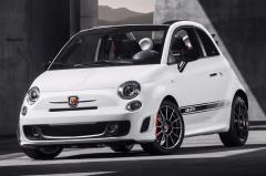 2016 Fiat 500 exterior