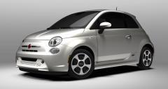 2013 Fiat 500e Photo 1