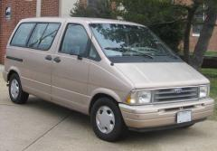 1990 Ford Aerostar Photo 1