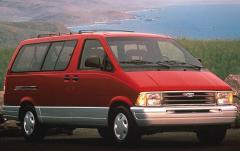 1995 Ford Aerostar exterior