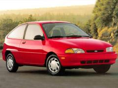 1994 Ford Aspire Photo 1