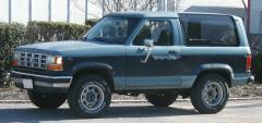 1990 Ford Bronco II Photo 1