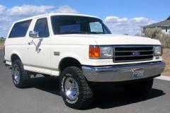 1990 Ford Bronco Photo 1