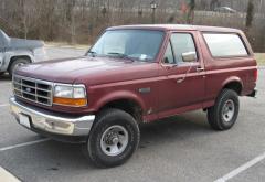1992 Ford Bronco Photo 1