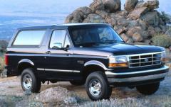 1994 Ford Bronco exterior