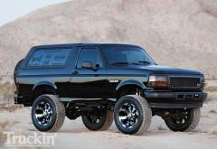 1996 Ford Bronco Photo 2