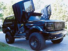 1996 Ford Bronco Photo 4