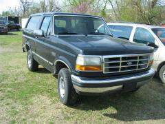 1996 Ford Bronco Photo 7