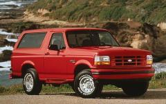 1996 Ford Bronco exterior
