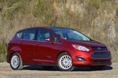 2013 Ford C-Max Energi Photo 1