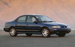 1997 Ford Contour exterior