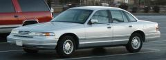 1995 Ford Crown Victoria Photo 3