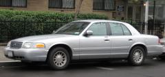 2002 Ford Crown Victoria Photo 1