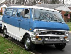 1991 Ford Club Wagon Photo 2