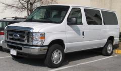 1991 Ford Club Wagon Photo 3