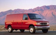1997 Ford Econoline exterior