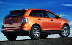 2007 Ford Edge SE FWD exterior