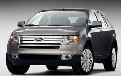 2008 Ford Edge exterior