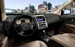 2009 Ford Edge interior