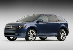 2009 Ford Edge Photo 2