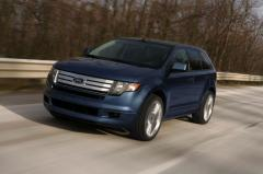 2009 Ford Edge Photo 3