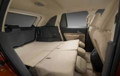 2010 Ford Edge interior