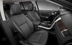 2011 Ford Edge interior