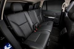 2014 Ford Edge interior