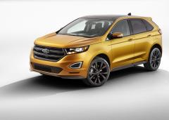 2015 Ford Edge Photo 1
