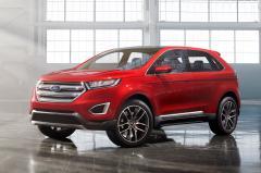 2016 Ford Edge Photo 1