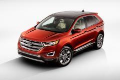2017 Ford Edge exterior