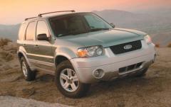 2007 Ford Escape Hybrid FWD exterior