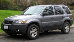 2007 Ford Escape Hybrid FWD Photo 5