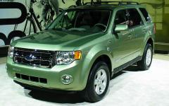 2007 Ford Escape Hybrid FWD Photo 6