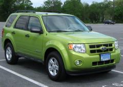 2011 Ford Escape Hybrid Photo 1