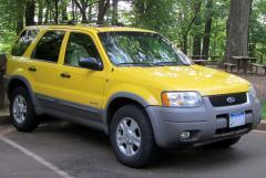 2001 Ford Escape Photo 4