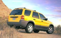 2002 Ford Escape exterior