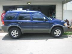 2002 Ford Escape Photo 4