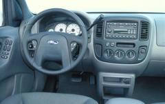 2003 Ford Escape interior