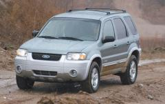 2005 Ford Escape exterior