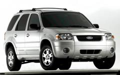 2006 Ford Escape exterior