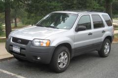 2007 Ford Escape Photo 1